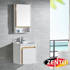 Bộ tủ, chậu, kệ gương Lavabo  ZT-LV965