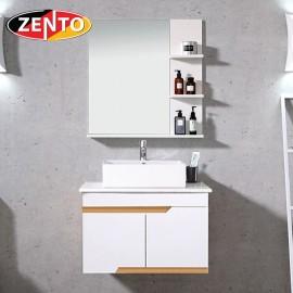 Bộ tủ, chậu, bàn đá, kệ gương Lavabo ZT-LV898