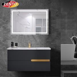 Bộ tủ, chậu âm, bàn đá, gương Led ZT-LV8952
