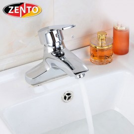 Vòi chậu lavabo nóng lạnh Zento ZT2026