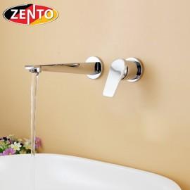 Vòi lavabo nóng lạnh âm tường ZT2665