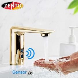 Vòi lavabo cảm ứng Automatic Faucet ZT-AF2802-Gold