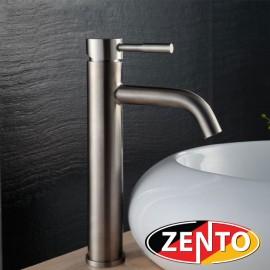 Vòi chậu Lavabo nóng lạnh dương bàn Inox Zento SUS3313