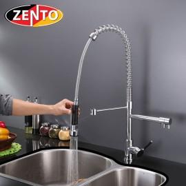 Vòi rửa bát nóng lạnh dây rút  Pre-Rinse Zento ZT2097
