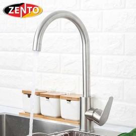 Vòi rửa bát đơn inox304 SUS4637 (D24mm)