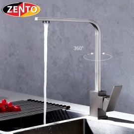 Vòi rửa bát nóng lạnh inox 304 Zento SUS5580-1