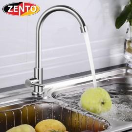 Vòi rửa bát đơn inox 304 Zento SUS4636-1new