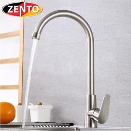 Vòi rửa bát nóng lạnh inox304 Zento SUS5581-4