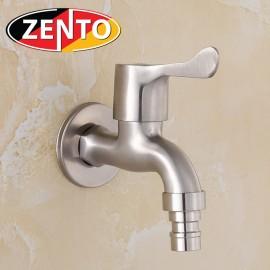 Vòi xả lạnh inox 304 Zento ZT702