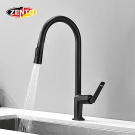 Vòi rửa chén bát nóng lạnh Pulldown Spray ZT5565-B (Dây rút)