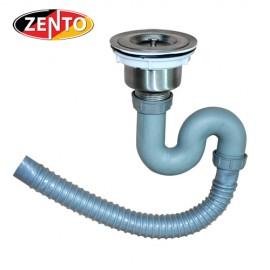 Bộ xi phông ống xả chậu rửa bát đơn XP022