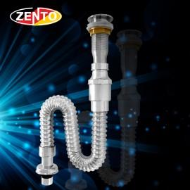 Bộ xi phông và ống xả mềm lavabo ZXP018-EC