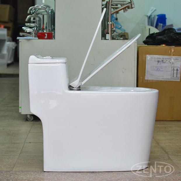 Công nghệ đóng lắp êm ái áp dụng trong sản phẩm Zento